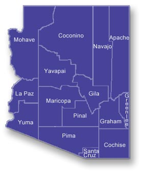 Arizona Counties
